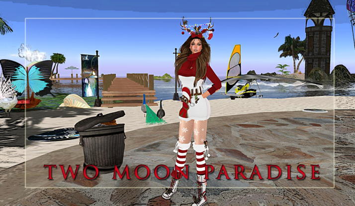 BLACK FRIDAY COME SHOP!! Come explore all the wonderful venues at Two Moon Paradise and try out the camera features like depth of field. Please share your photos with us on Flickr, Google + and Facebook #TwoMoonParadise