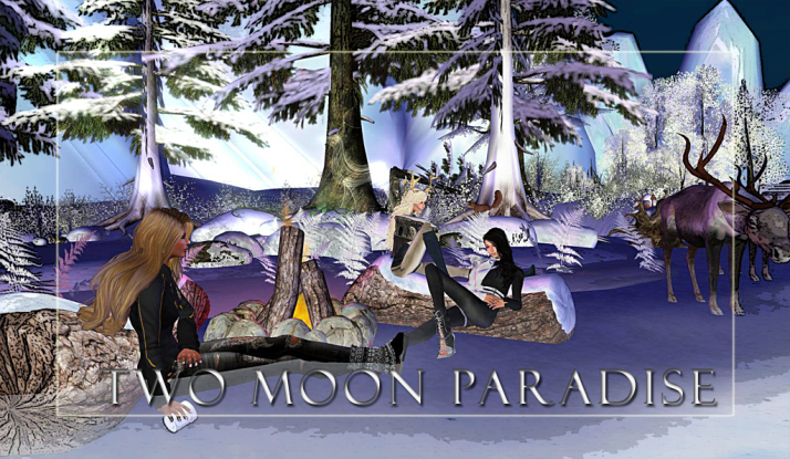 Join us at Two Moon Paradise for live music, contests, making new friends and exploring all the wonderful areas :)