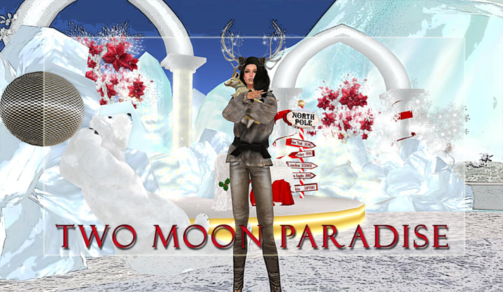 Join Shiran Sabra and the Two Moon Paradise Family for live music and events :) http://secondlife.com/destination/winter-wonderland-two-moon-paradise