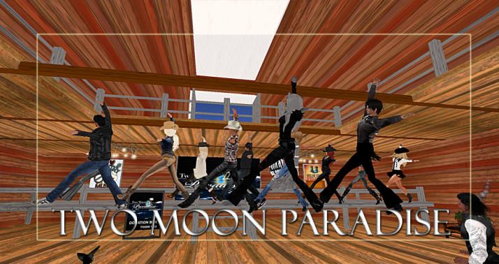 Join us at Two Moon Paradise for live music events and more Featuring  Lisa Brune, CeCi Dover, Farrokh Vavoom, Samm Qendra, AM Quar, Max Kleene, Damian Carbenell, Shay Sunnyside and The Funky Feats