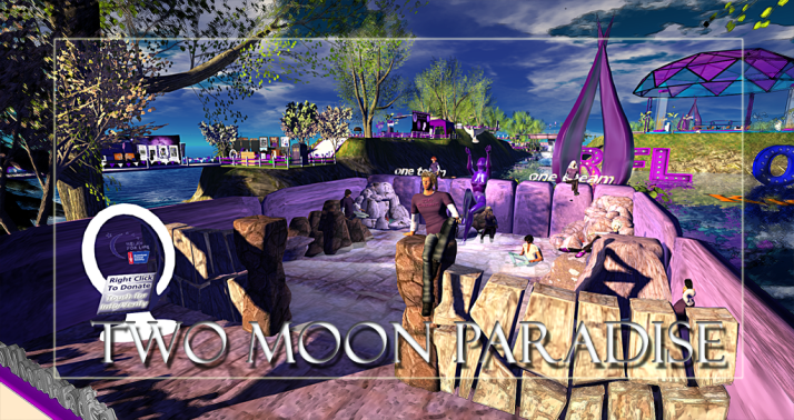 And a Great Time was had by all Thanks Secret Rage and  Relay For Life Two Moon Paradise Dreamers event :) One Team One Dream!