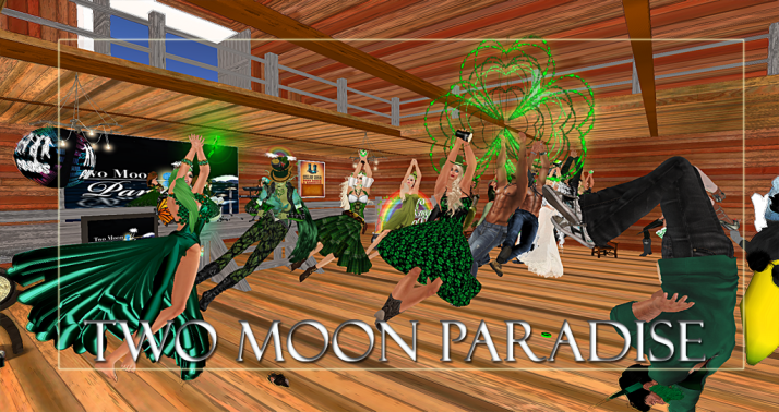 Join us at Two Moon Paradise for live music events and more Featuring Lisa Brune, CeCi Dover, Farrokh Vavoom, Marky Helstein, Damina Carbenell, AM Quar, Russell Eponym, Max Kleene, Shay Sunnyside and The Funky Feats