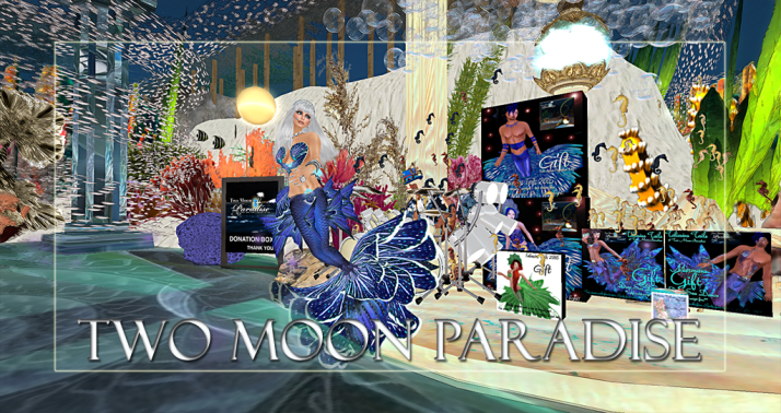 Join us at Two Moon Paradise for live music events and more Featuring Lisa Brune, CeCi Dover, Farrokh Vavoom, Marky Helstein, AM Quar, Russell Eponym, Max Kleene, Shay Sunnyside and The Funky Feats