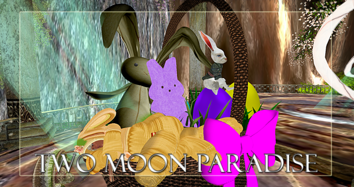 Winners Farr, Cole & Bud Two Moon Paradise has themed contests for both Mers and Landwalkers weekly. Come Explore The New Mer Cave Area