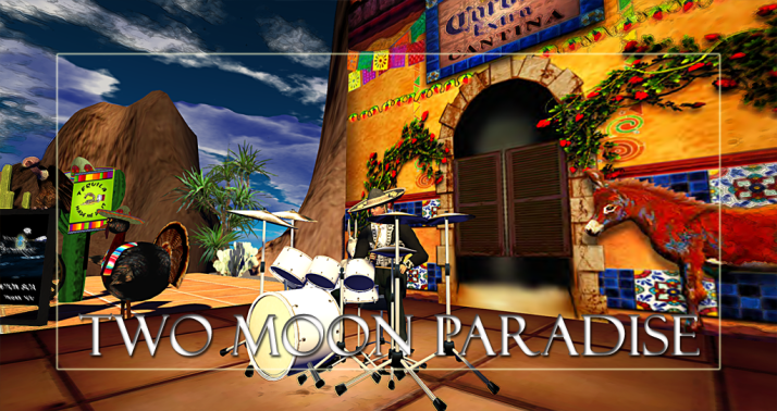 Join us at Two Moon Paradise for live music events and more Featuring Lisa Brune, CeCi Dover, Farrokh Vavoom, AM Quar, Russell Eponym, Samm Qendra, Shay Sunnyside and The Funky Feats
