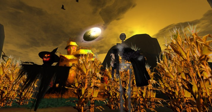 Visit Halloween Haunt and give us a like https://secondlife.com/destination/halloween-haunt-two-moon-paradise Join Shiran Sabra and The Two Moon Paradise Family for weekly events :)