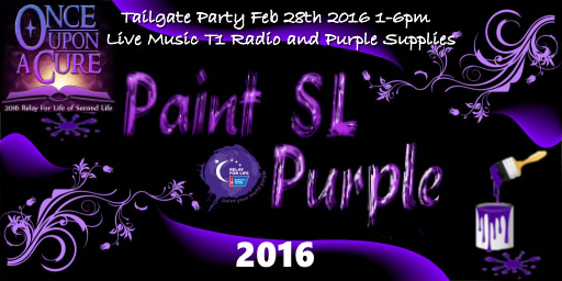 PAINT SL PURPLE!