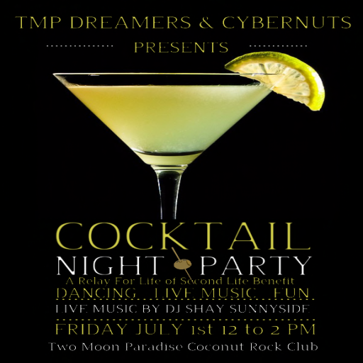 RFL Dual Team event Cocktail Party