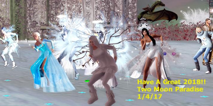 Frozen Dance Phoenix