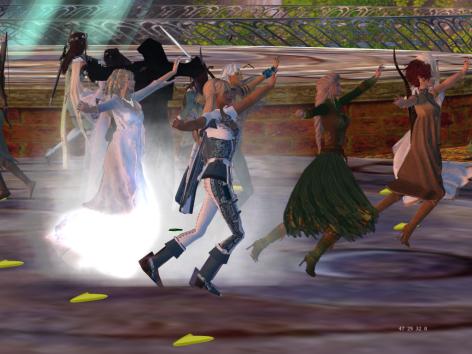 LOTR Dance