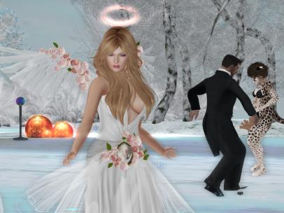 Snow Angel Dance